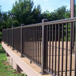Aluminum Handrail Systems